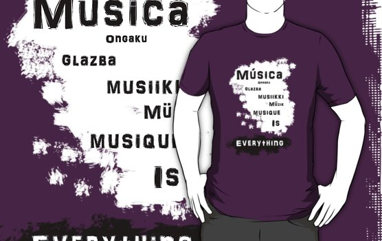 music is everything by hades-art