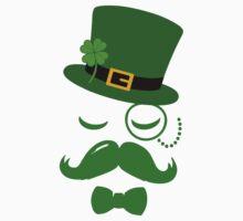 mustache by d1bee