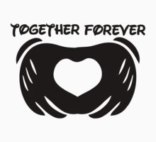 Forever together by d1bee