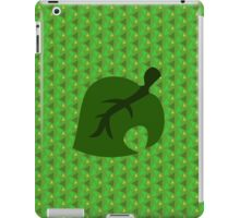 Animal Crossing Leaf - Summer/Spring iPad Case/Skin