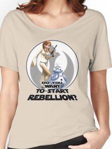 Frozen Wars Women's Relaxed Fit T-Shirt