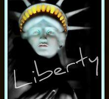 """ Lady Liberty "" by Gail Jones"