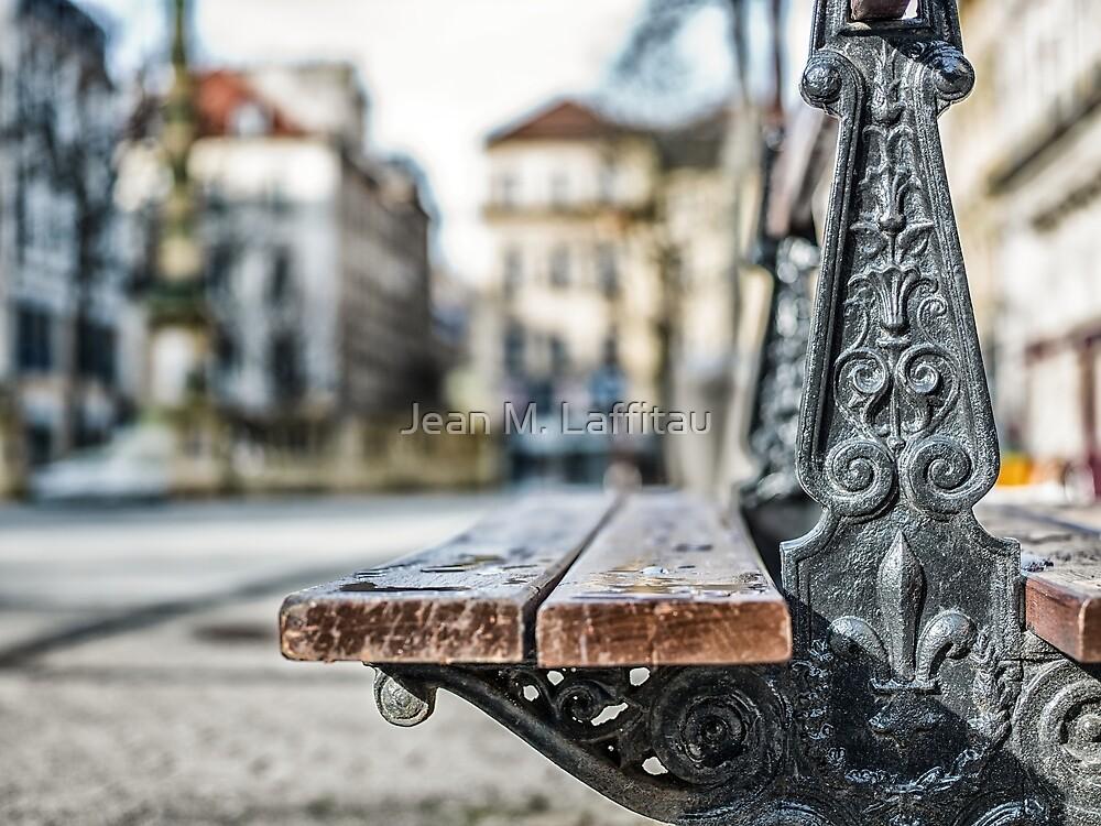 Have a Seat by Jean M. Laffitau