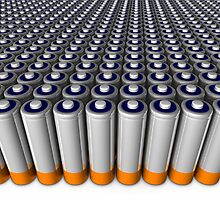 Army of batteries by mypic2sell