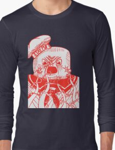 Stay Puft - Ghostbusters Long Sleeve T-Shirt