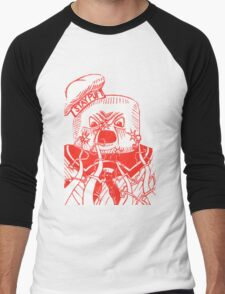 Stay Puft - Ghostbusters Men's Baseball ¾ T-Shirt