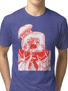Stay Puft - Ghostbusters Tri-blend T-Shirt