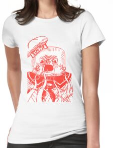 Stay Puft - Ghostbusters Womens Fitted T-Shirt