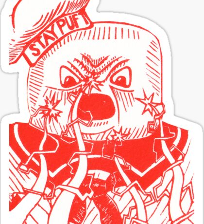 Stay Puft - Ghostbusters Sticker