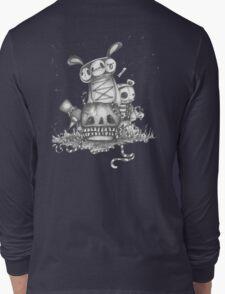 Misfits Unite by IMOK Long Sleeve T-Shirt