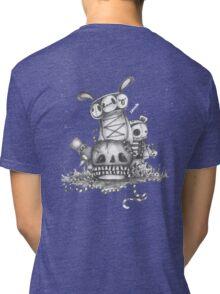 Misfits Unite by IMOK Tri-blend T-Shirt