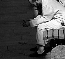 Call to prayers (by sms, perhaps)- Istanbul. by geof