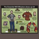 Wil Wheaton kit by donnz