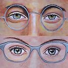 Four Eyes by Anni Morris