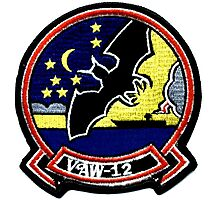 VAW-12 Bats Photographic Print