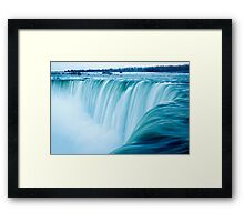 Niagara Falls Waterfall Framed Print
