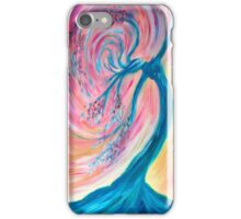 dance with the wind by annie b. iPhone Case/Skin