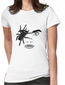 Delevingne Womens Fitted T-Shirt