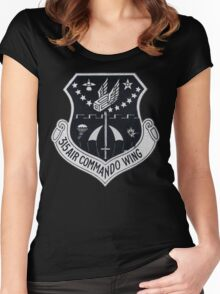 315th Air Commando Wing Women's Fitted Scoop T-Shirt