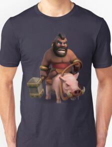 Hog Rider Art T-Shirt