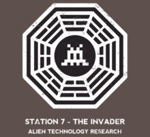 Station 7 - The Invader Baby Tee