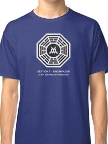 Station 7 - The Invader Classic T-Shirt