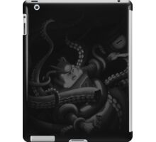 Tentacles! (dark) iPad Case/Skin