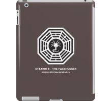 Station 8 - The Facehugger iPad Case/Skin