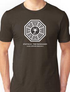 Station 8 - The Facehugger Unisex T-Shirt