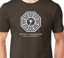 Station 8 - The Facehugger Unisex T-Shirt