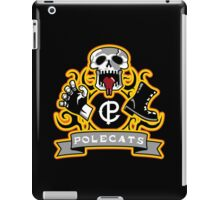 Full Throttle Polecats iPad Case/Skin