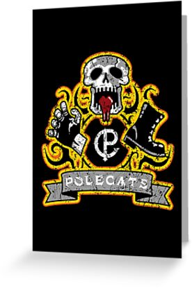 Full Throttle Polecats Distressed by Olipop