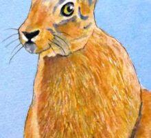 Mad March Hare Sticker
