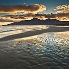 Sunset Stroll by Derek Smyth