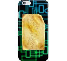 Da Vinci Circuit iPhone Case/Skin
