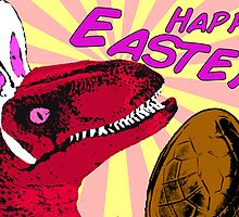 Snappy Easter - Easter Card by digihill