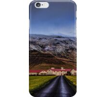 Eyjafjallajökull Volcano  Iceland iPhone Case/Skin