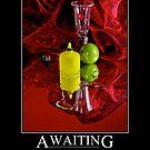 Awaiting by Karo / Caroline Evans (Caux-Evans)
