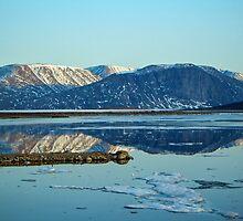 Qikiqtarjuaq, Nunavut by LouiseLafleur