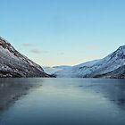 Fjord's end by LouiseLafleur