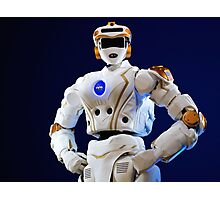Nasa Valkyrie Android Photographic Print
