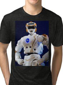Nasa Valkyrie Android Tri-blend T-Shirt
