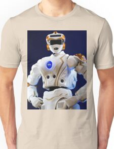 Nasa Valkyrie Android Unisex T-Shirt