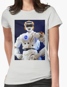Nasa Valkyrie Android Womens Fitted T-Shirt