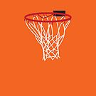 A basketball HOOP by jazzydevil