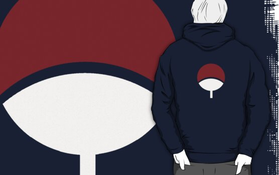 【24200+ views】NARUTO: Clan Symbol of Uchiha by Ruo7in