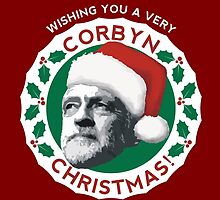 Have a Very Corbyn Christmas by JezWeCan
