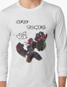 Here Comes Vi Long Sleeve T-Shirt