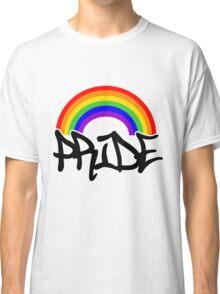Gay Pride Rainbow Classic T-Shirt