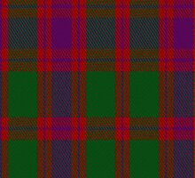 00932 Wilson's No. 119 Fashion Tartan Fabric Print Iphone Case by Detnecs2013